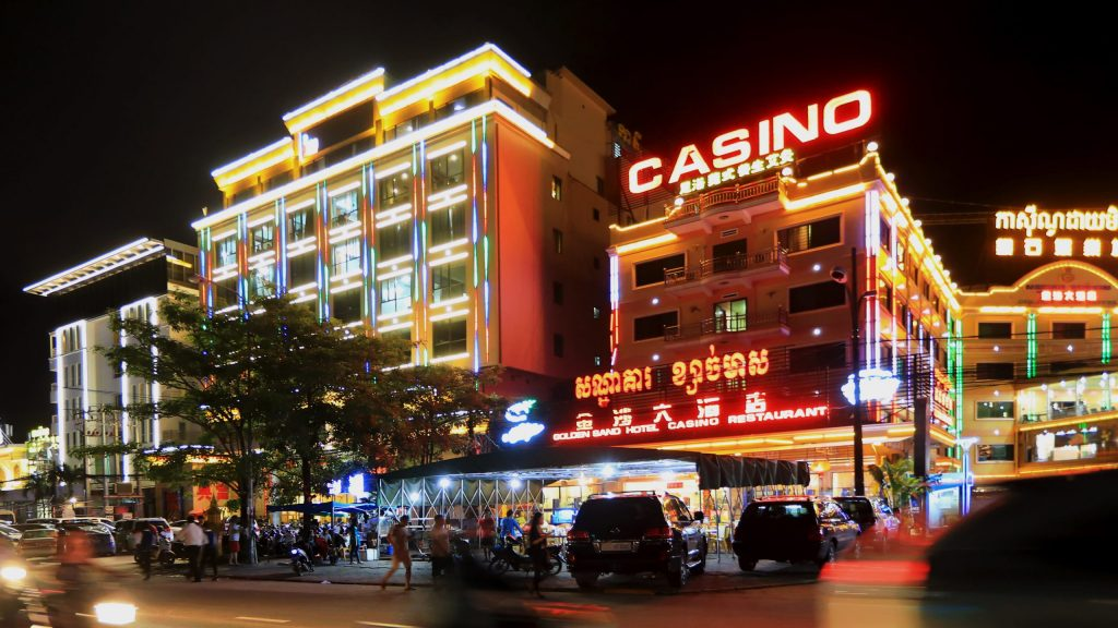 Find Out How To Become Profitable From The Online Casino Phenomenon