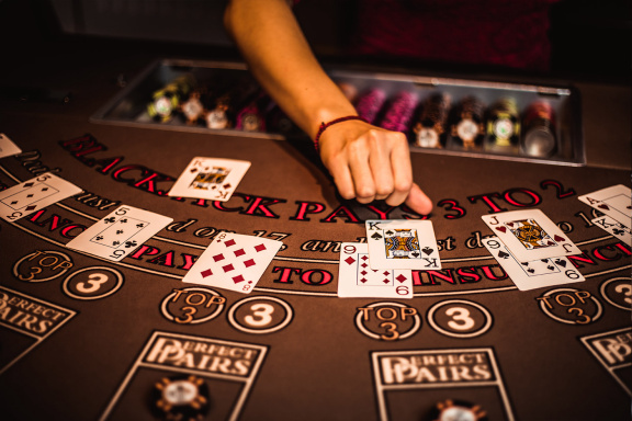 Gambling Like An Expert With The Aid