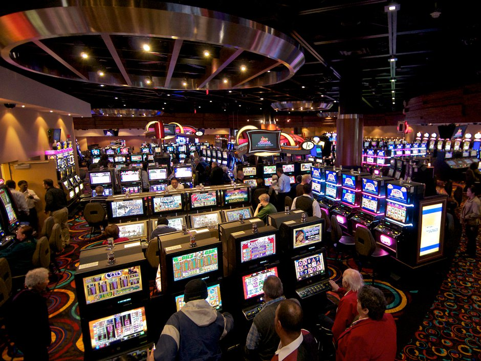 Casino Honors Reasons That They Do Not want Job