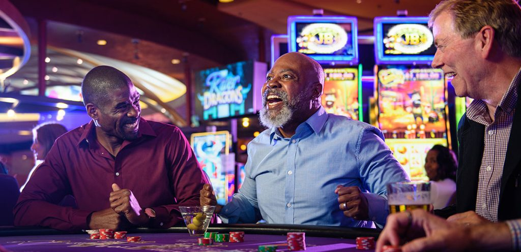 FiveIssues You Need To Find Out About Casino